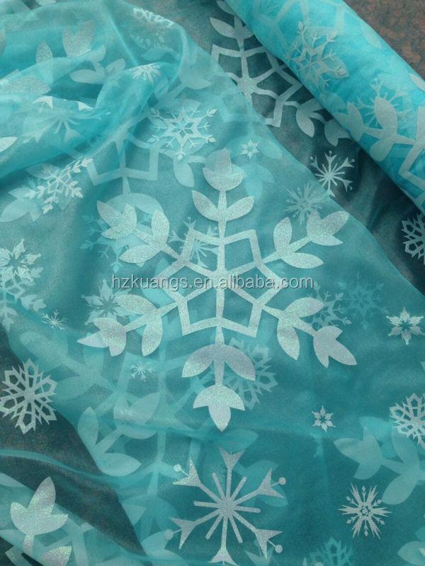 neue winter weihnachten schneeflocke eiszapfen glitter stoff duschvorhang wei silber textil. Black Bedroom Furniture Sets. Home Design Ideas