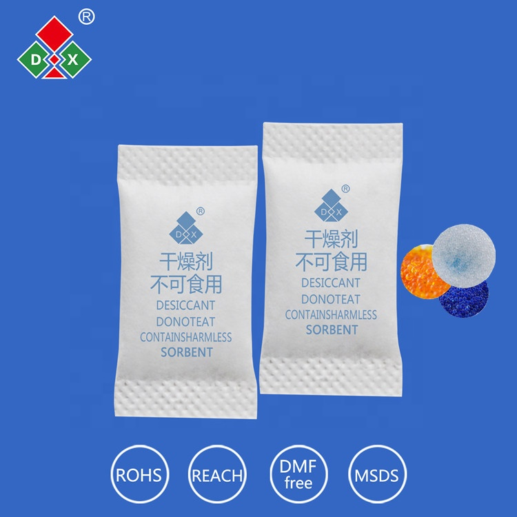 8 Pack NEW Functional Silica Gel Desiccant Moisture For Absorb Box Reusable