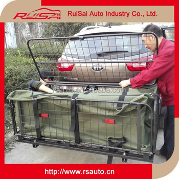 Car Accessories Suppliers Folding Hitch Mounted Sport Bike Carrier ...