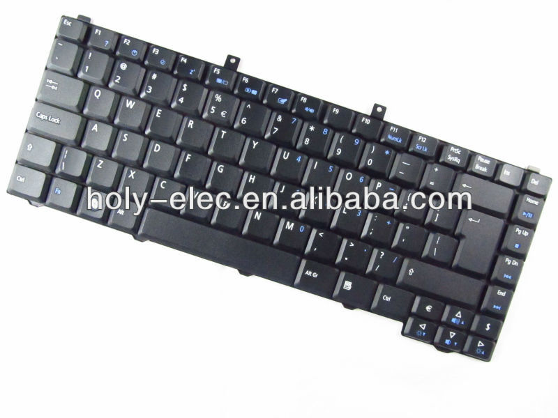 New US laptop keyboard for ACER Aspire 1400 1600 3000 3500 3610 5000