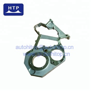 High Quality Diesel Engine Parts Timing Front Gear Housing Cover for  CUMMINS 3964422
