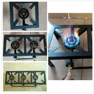 SGB Cast Iron Gas Stove, Cast Iron Gas Burner, Gas Cooker