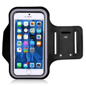 Universal mobile phone arm band holder case, sport running phone case for iphone 8 x armband case