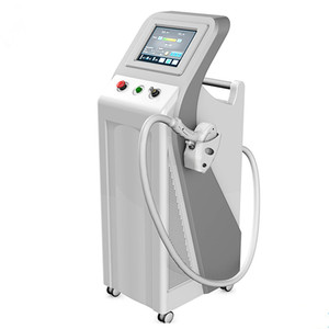 Vertical 808nm Diode Laser Hair Removal Machine for Spa Use