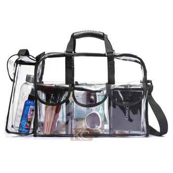 Many Size Hot Clear Pvc Makeup Transpa Cosmetic Bag Bags With Zipper