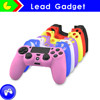 Wholesale Single Color Silicone Case For PS4 Controller Silicone Cover