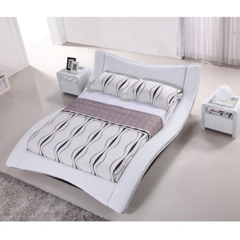 Hot Sale Indian Wood Double Bed Designs With Led Light Buy Indian Wood Double Bed Designs Indian Double Bed Designs Latest Double Bed Designs