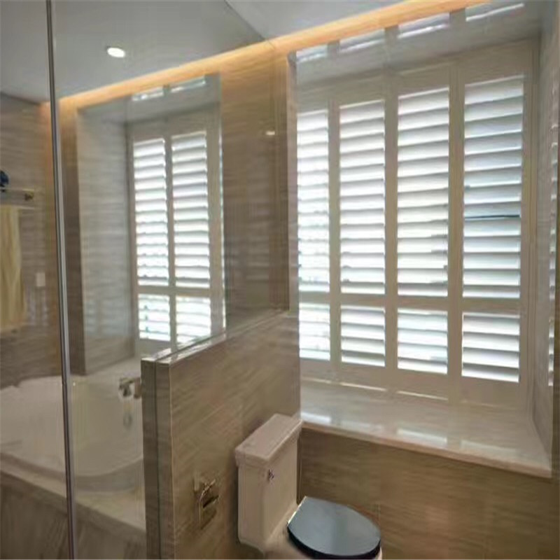 european rolling wood house shutter windows louvers panels