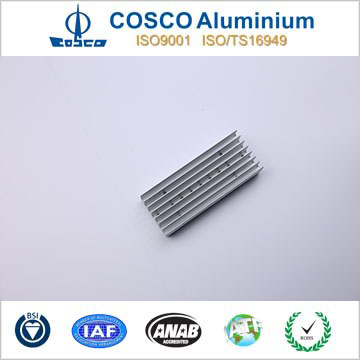 Custom made aluminum parts for pickup truck