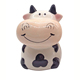Personalized Money Saving Bank Ceramic Cute Cow Piggy Bank for Kids