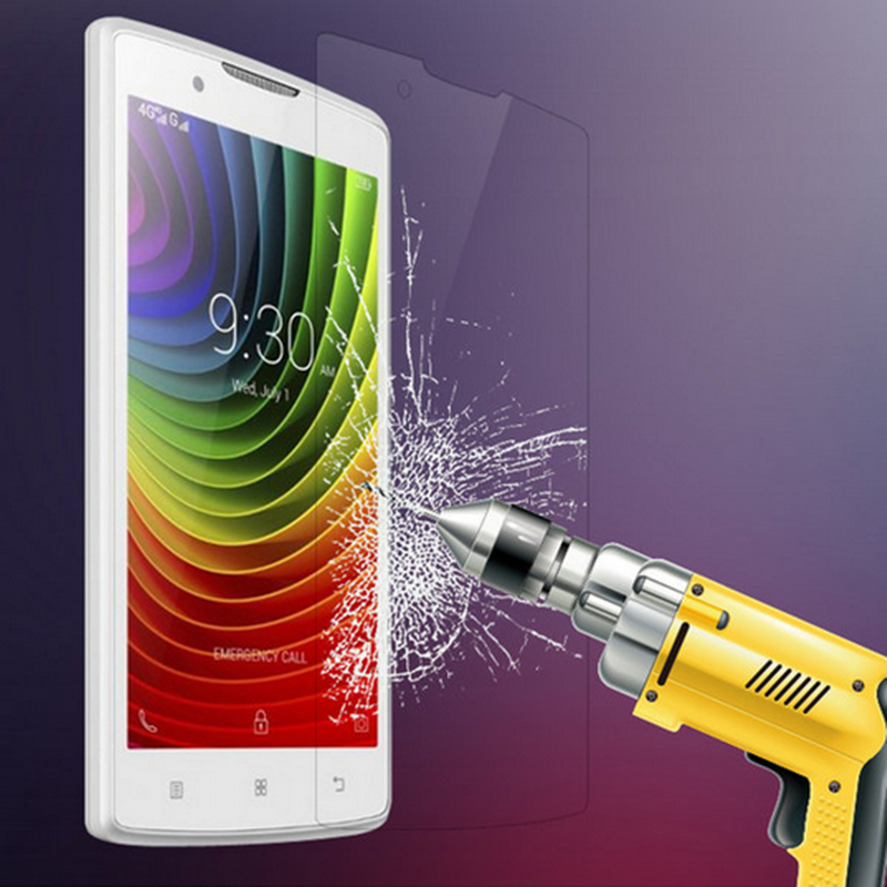 Premium 0 26mm Explosion Proof Tempered Glass for Lenovo A8 P780 S60 S90 S850 A2010 A6000