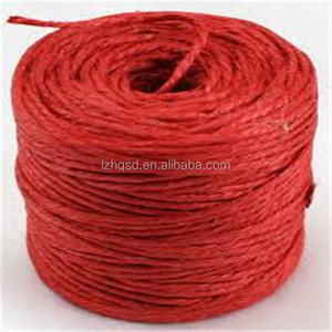 red jute twine with high quality and competitive price