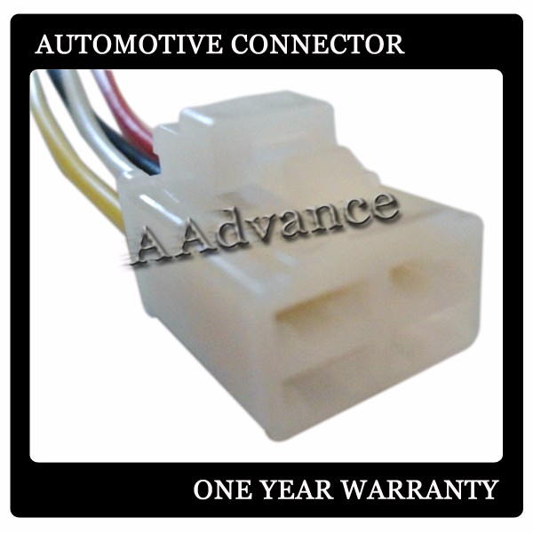4 Pin Socket Harness Connector Universal For Obd2 Chevrolet Kia - Buy  Pin Harness on