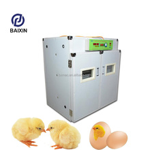 Baixin 264 eggs Chicken Egg Incubator Hatcher Hatching Machine Hatchery