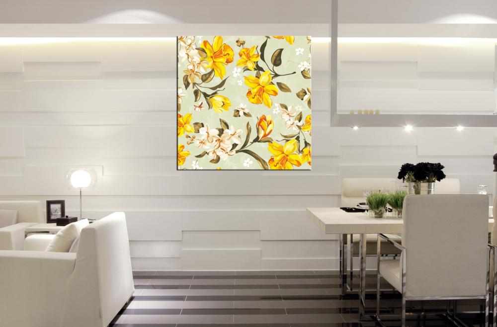bellissima decorazione muro quadri su tela pittura per ...