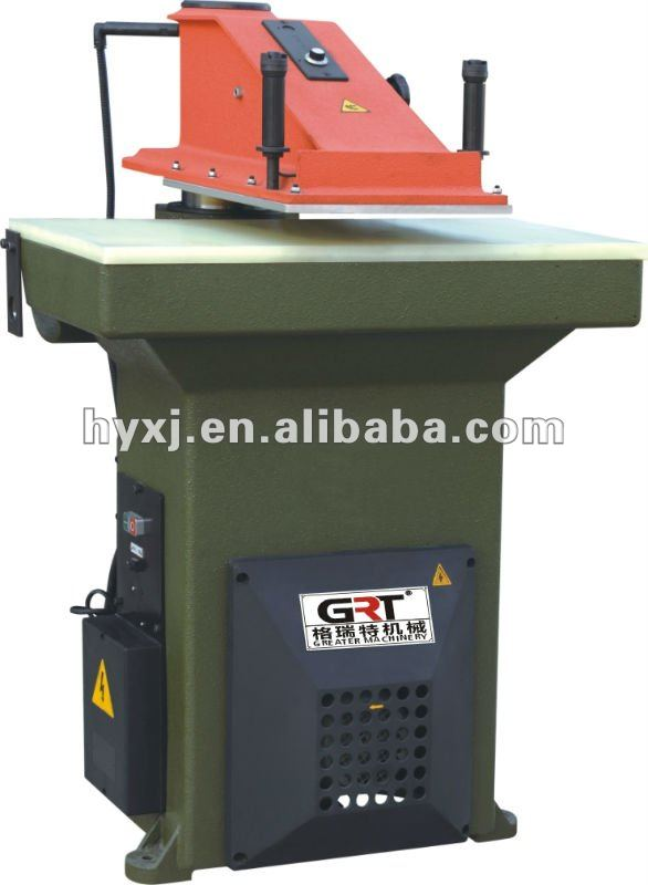 22T,27T Hydraulic Swing Arm Cutting Machine/Clicking machine/Cutting Press/Atom machine