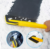 pp plastic Portable Plastic Car window Cleaning snow brush with ice scraper