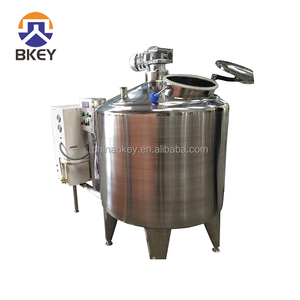 Stainless Steel Milk Tank/Milk Cooling Tank Price/Milk Cooling Equipment