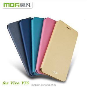 best service 87349 f3bb1 Flip Case for vivo y55 MOFi Housing Case Cover for vivo y55 OEM/ODM