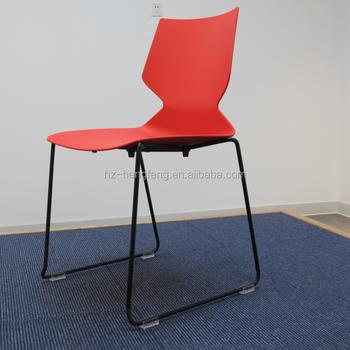 Günstige Reddot Award Stapelbar Bunte Kunststoff Stühle Verwenden