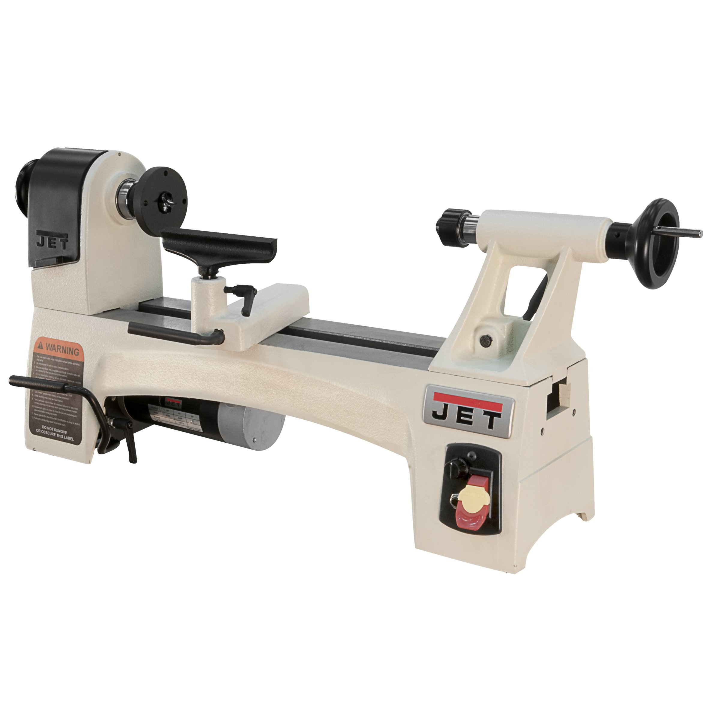 Jet JWL-1015VS 10-Inch X 15-Inch Variable Speed Wood Working Lathe