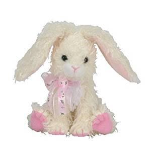 Ty Basket Beanies Marshmallow - Bunny