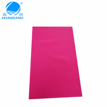Customized Guangdong non-slip silicone rubber sheet/pad/mat