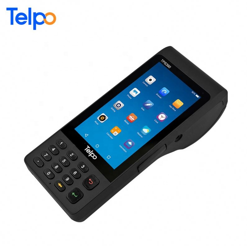 Telepower TPS390 Android POS Terminal with NFC reader / Mobile <strong>Payment</strong> POS