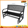 Cheap!!! Sale!!! 128cm W garden bench/Iron garden rocking bench