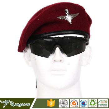 5588098715406 Atacado Personalizado Tipos De Boinas Militares Vermelhos - Buy ...