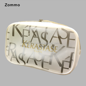 Recyclable Heat Seal Custom Print Plastic Cosmetic Bag