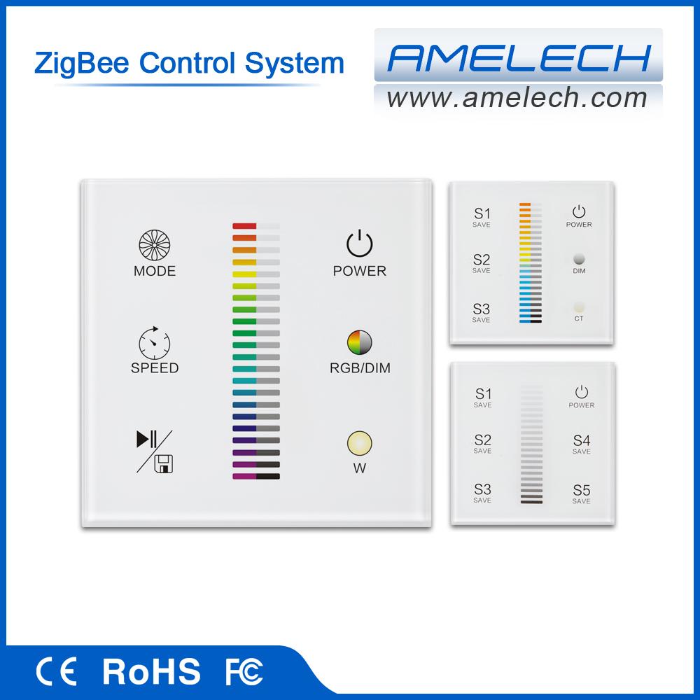 zigbee smart home led lighting wireless remote control system ...