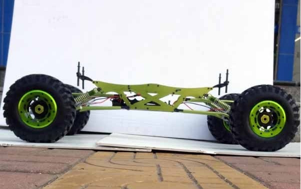 HSP 1 1/5 RC Rock Crawler