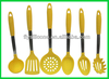 Best selling silicone kitchen high quality small kitchen utensils