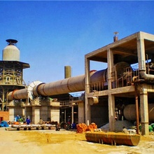 Cement clinker rotary kiln manufacturer equipment plant price for sale