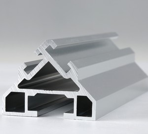 Guangzhou custom aluminum alloy extrusion profiles manufacturer
