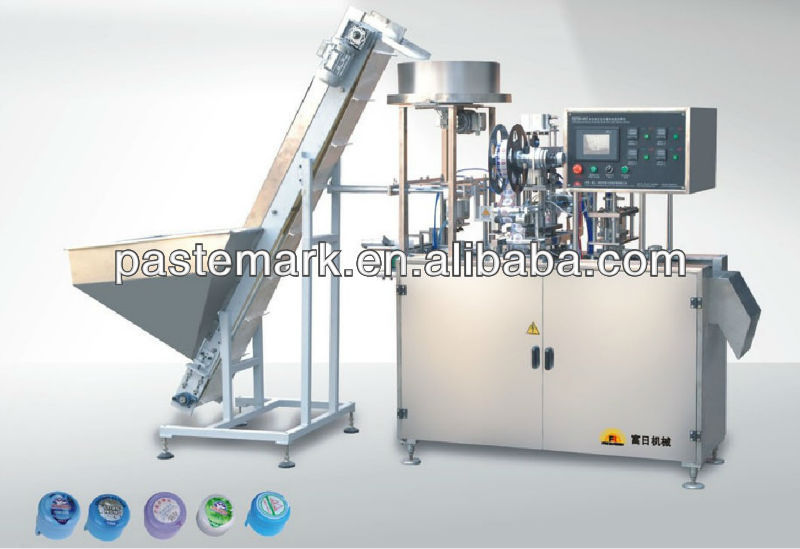 Fully Automatic 5 Gallon Cap Labeling Machine