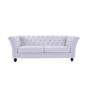 American Luxury Home Furniture Solid Wood Living Room Couch Sofa