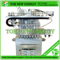 Vacuum Filling Equipment Used For Lithium Battery And Super Capacitor Electrolyte Auto Vacuuming Filing