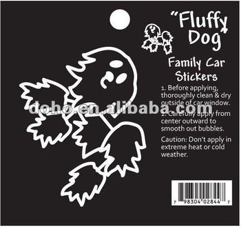 Best Selling For Letter Stickers For Cars Dh Fulffy Dog - Letter stickers for cars