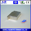High Performance block N52 sintered Neodymium Magnet/Permanent Magnetic square Magnet