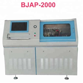 BJAP-2000 Common Rail Pump Testing Machine and Common Rail Injector Testing Bench
