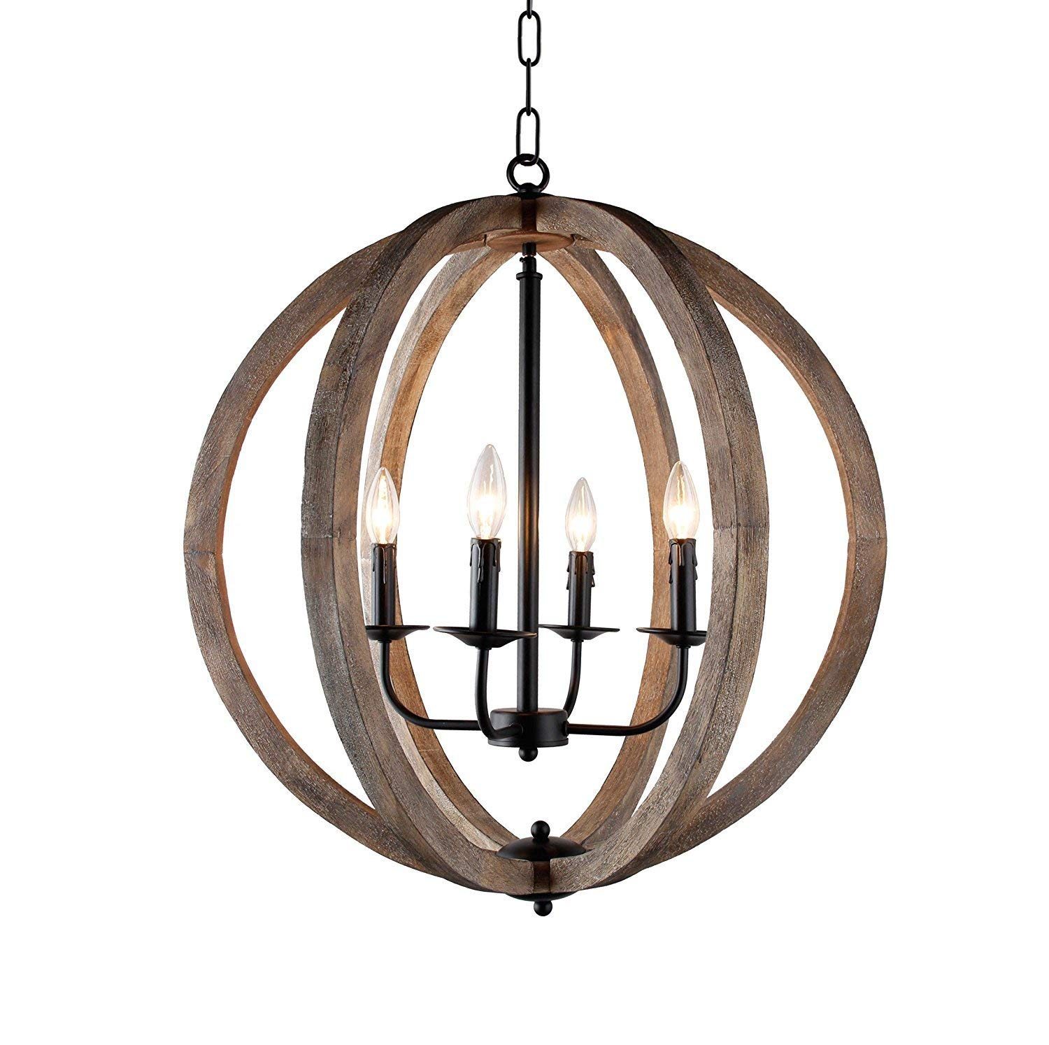 Image of: 31 X 38 Steel Cage Large Lantern Cubist Pendant Light Iron Art Design Candle Style Chandelier Pendant Ceiling Light Fixture Frame Cage Decomust Black Pendant Lights