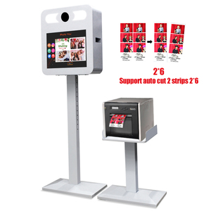 PhotoBooth Good For All Events Supplies Rental Business magic mirror photo booth shell/case