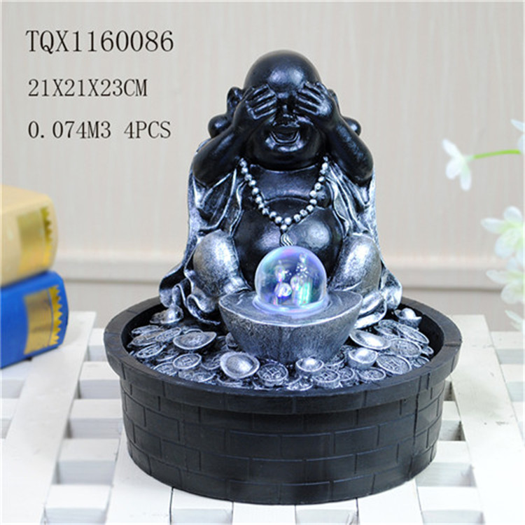 Factory Wholesale Price indoor buddha water fountain