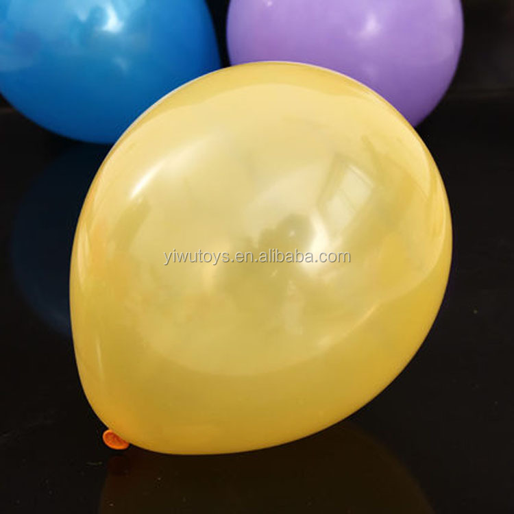 kids party supplies thick globos latex decoration balloon