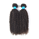 High feedback 8a grade brazilian hair unprocessed virgin,kinky curly 8a human hair extension 3 pcs lot
