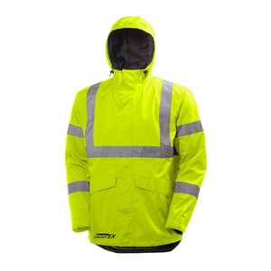 men reflective workwear worker security jacket uniforms