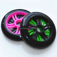 best price speed PU quad skate wheel/car wheel skates/skate scooter wheels