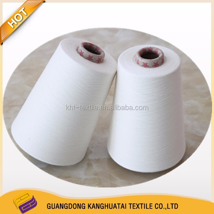 high quality combed cotton knitting yarn wholesale